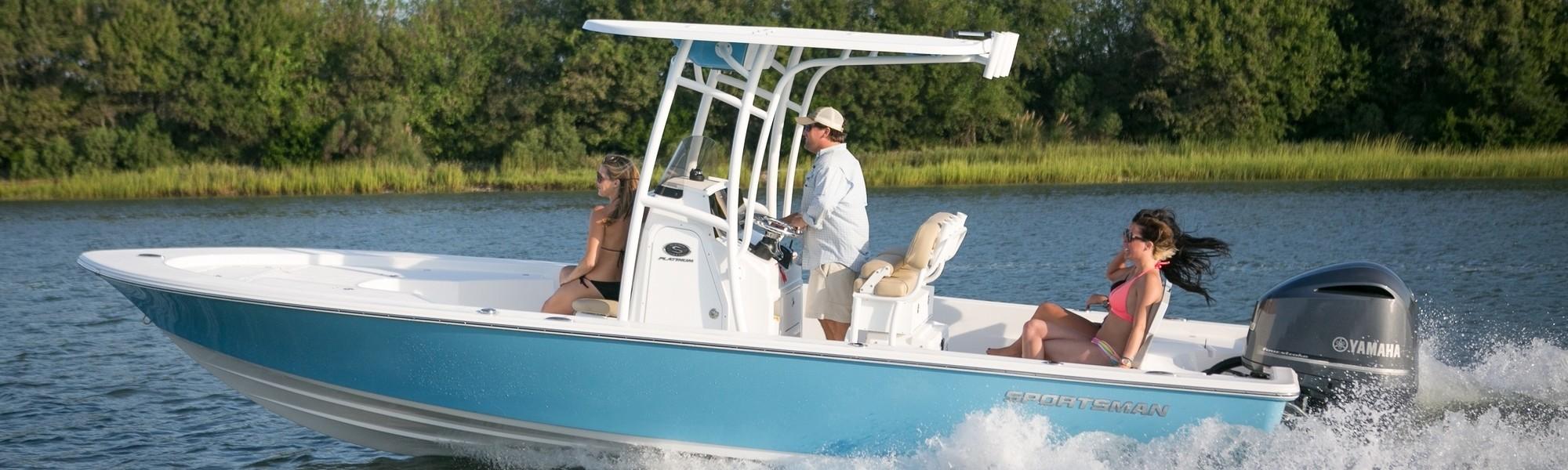 Sportsmans Boat 247